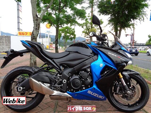 GSX-S1000F 1枚目: