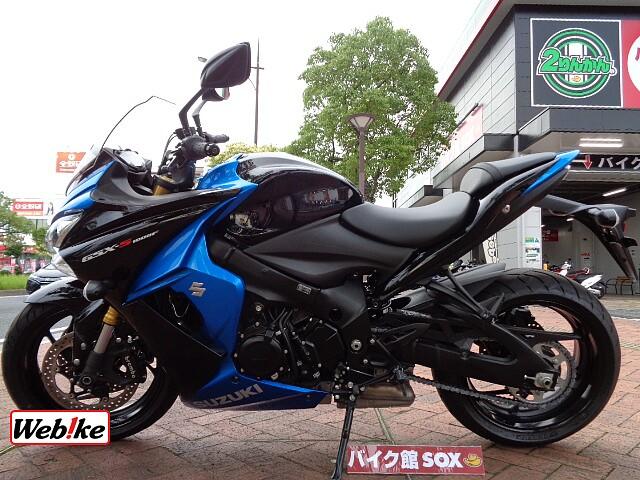 GSX-S1000F 4枚目: