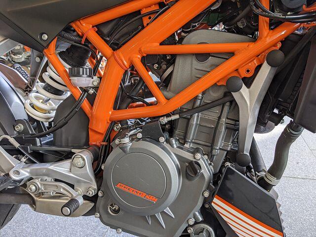 390DUKE 販売店保証3年付き! エンジン良好!
