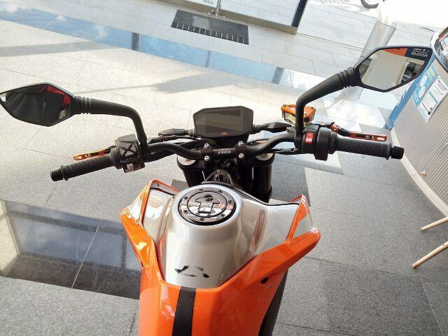 790DUKE 盗難保証1年&販売店保証3年付き