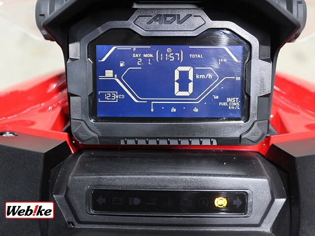 ADV150 輸入モデル
