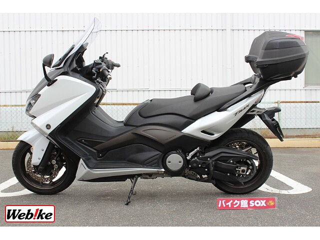 TMAX530 ABS 3枚目:ABS
