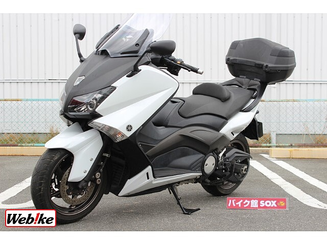 TMAX530 ABS 4枚目:ABS