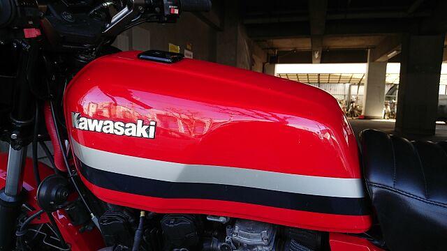 Z1100GP 納車整備新規車検3年登録諸費用10万円。全国通販OKです。