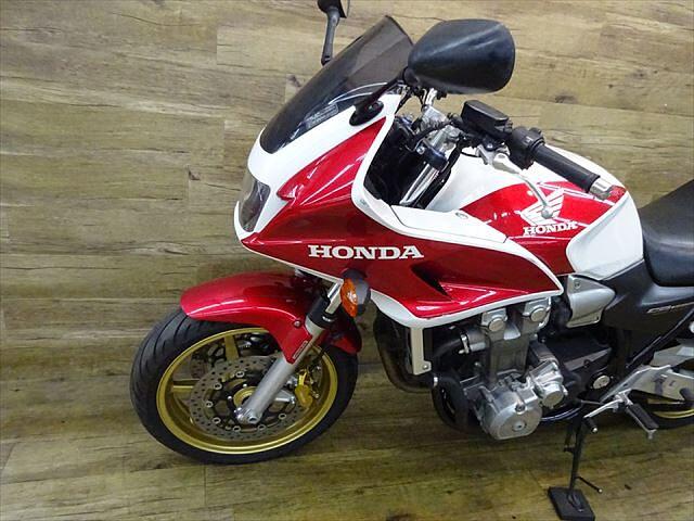 CB1300スーパーボルドール 8枚目:ホンダ CB1300SF スーパーボルドール
