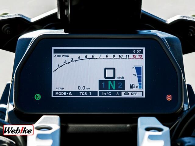 トレーサー900 GT 2枚目:GT