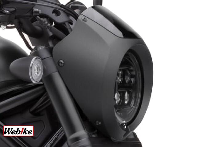 レブル 250 S Edition 現行モデル 2枚目:S Edition 現行モデル
