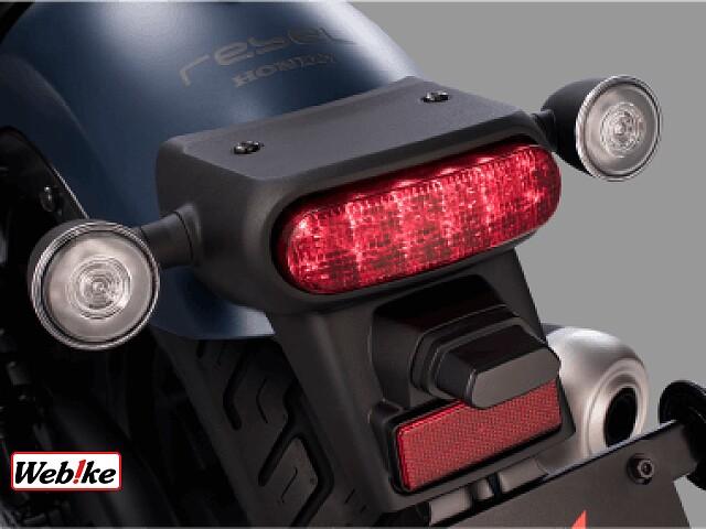 レブル 250 S Edition 現行モデル