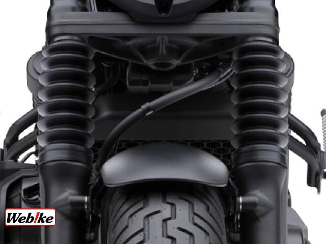 レブル 250 S Edition 現行モデル 4枚目:S Edition 現行モデル