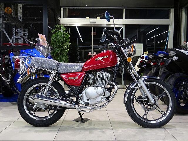 GN125 125ccアメリカン!