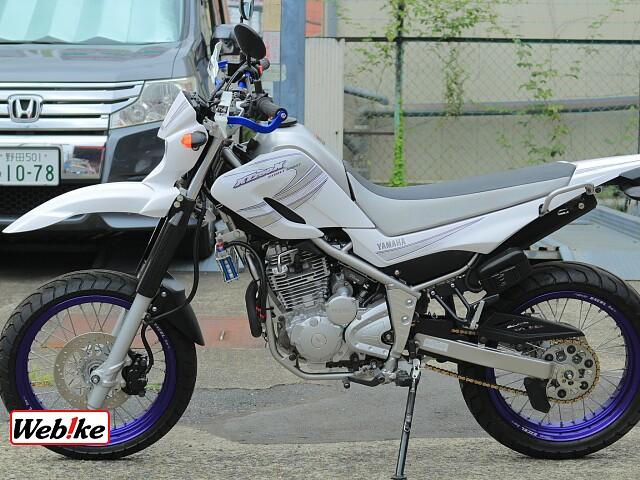 XT250X 3枚目