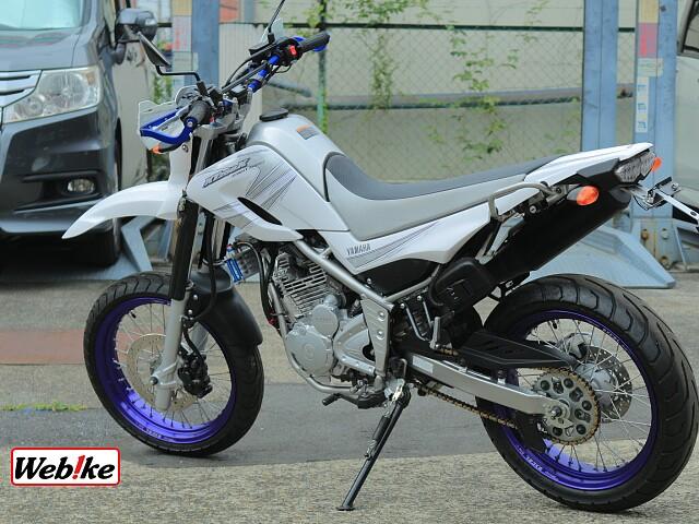 XT250X 4枚目