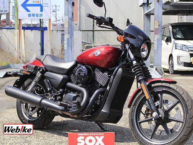 XG750 STREET750 1枚目