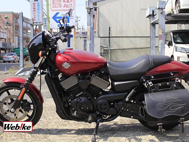 XG750 STREET750 5枚目