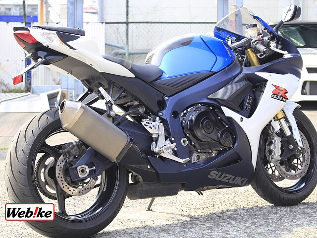 GSX-R750 3枚目