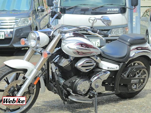 XVS950A 2枚目