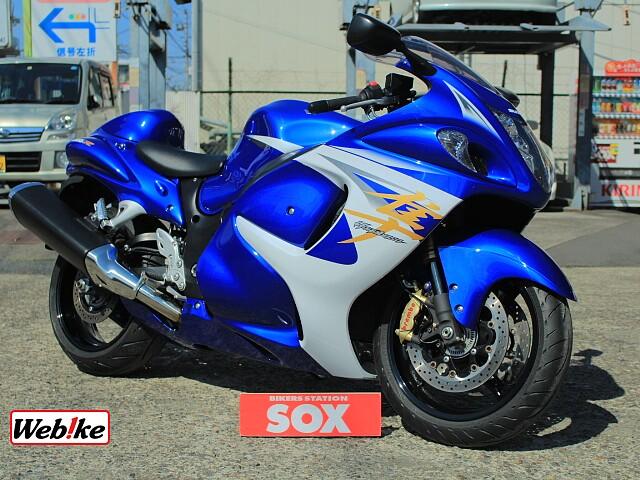 GSX1300R ハヤブサ(隼) 正規モトマップ 1枚目正規モトマップ