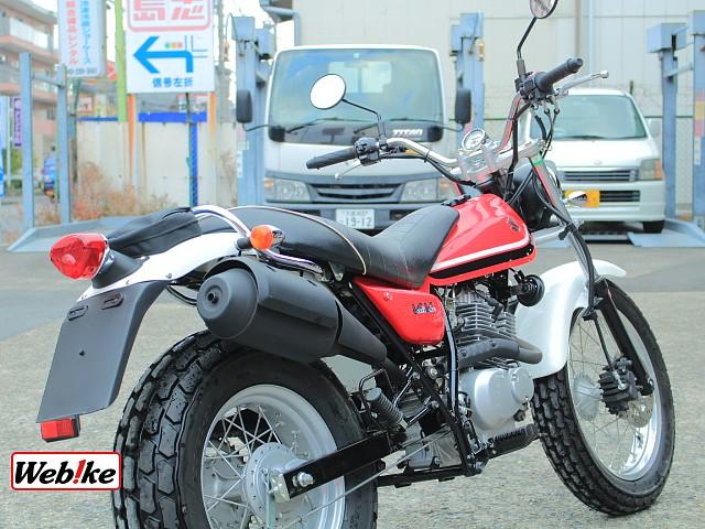 RV200 バンバン 4枚目