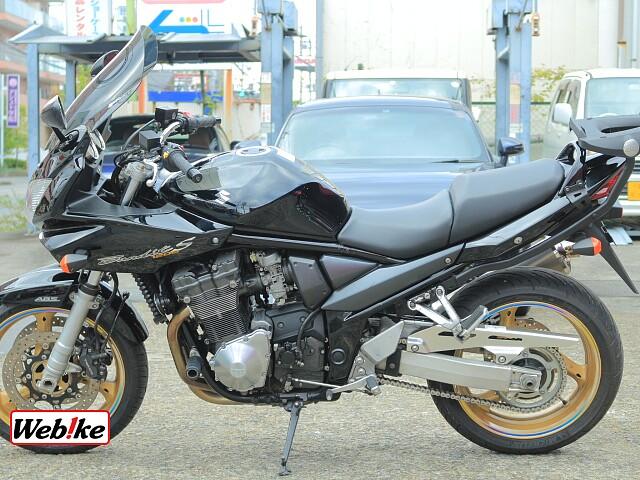 バンディット1200S 2枚目