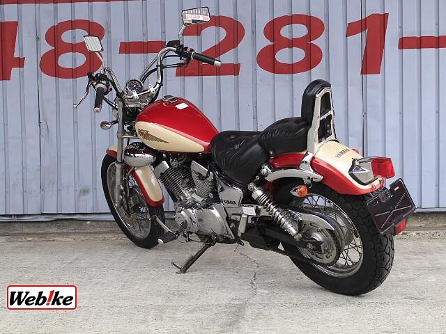ビラーゴ250(XV250) 4枚目
