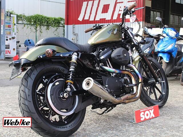 XL883N SPORTSTER IRON 5枚目