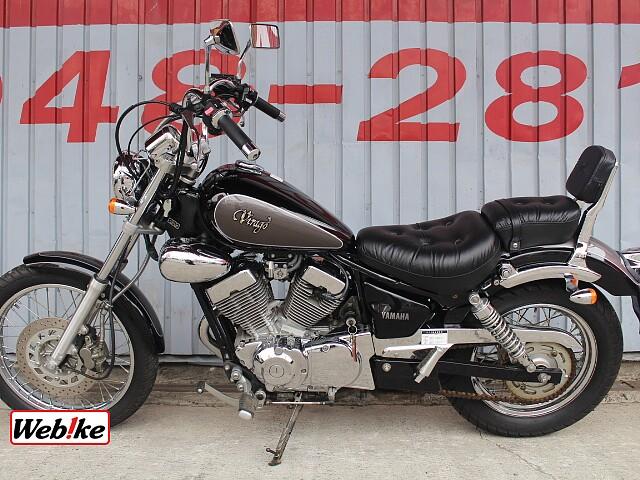ビラーゴ250(XV250) 3枚目