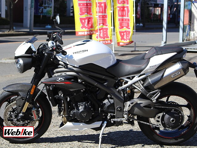 SPEED TRIPLE RS 3枚目RS