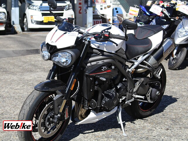 SPEED TRIPLE RS 4枚目RS