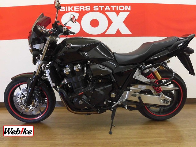 CB1300スーパーフォア E-Package 4枚目E-Package