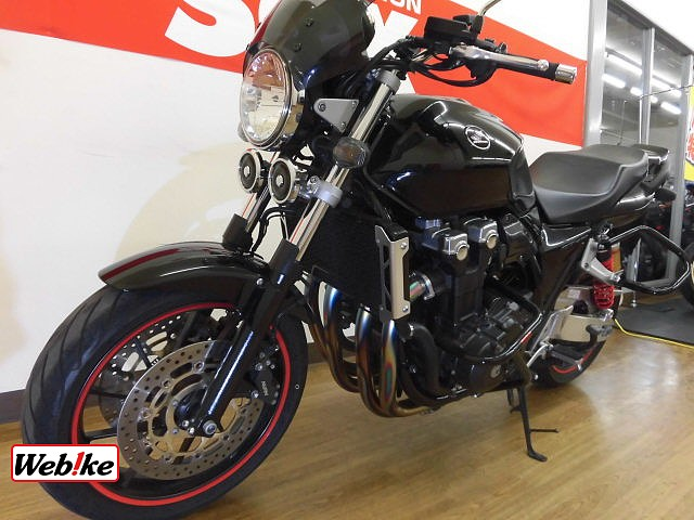 CB1300スーパーフォア E-Package 5枚目E-Package