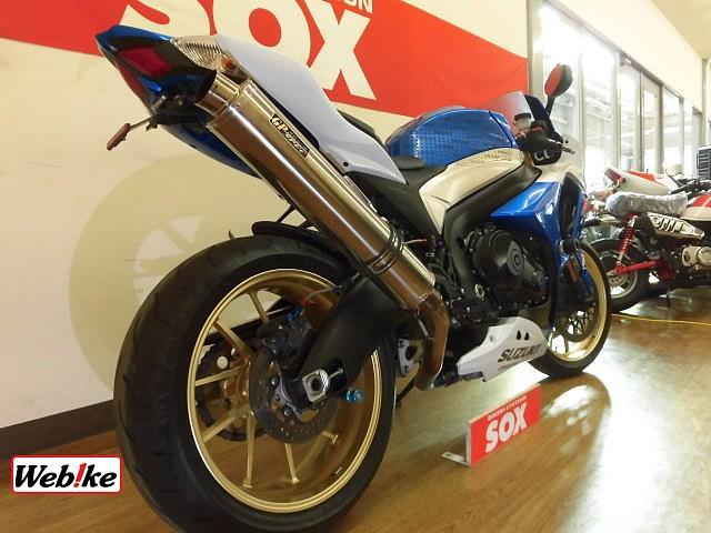 GSX-R1000 2枚目