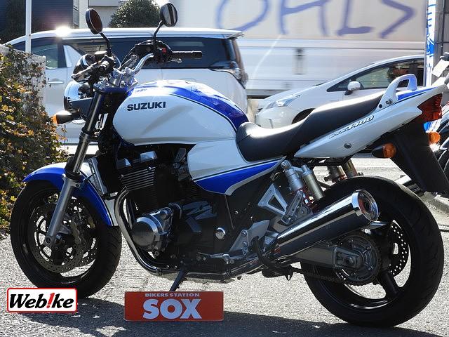 GSX1400 5枚目