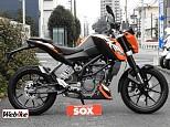 200DUKE/KTM 200cc 埼玉県 バイカーズステーションソックス川越店