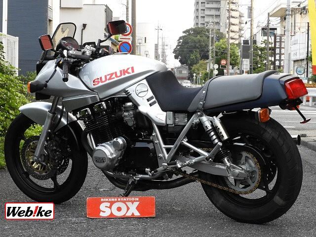 GSX1000S カタナ (刀) KATANA 5枚目KATANA