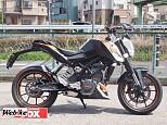 200DUKE/KTM 200cc 埼玉県 バイカーズステーションソックス浦和店