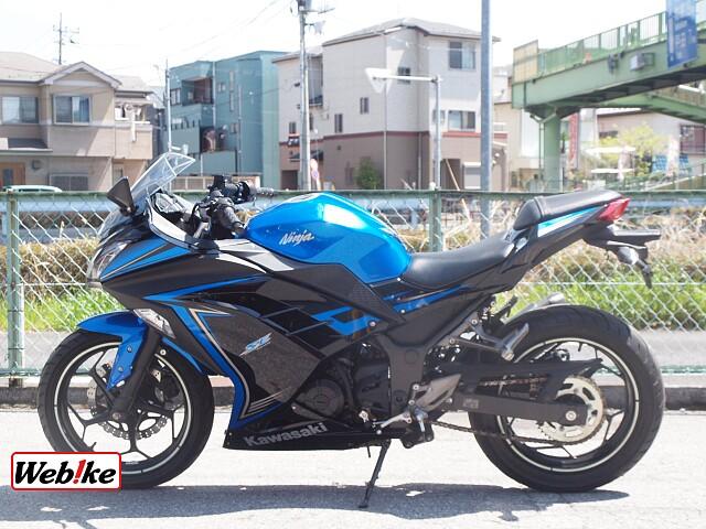 ニンジャ250 3枚目