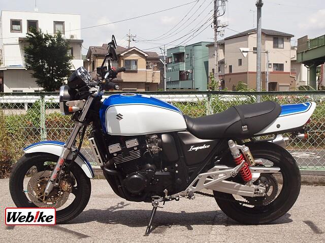 GSX400 3枚目