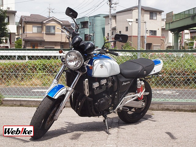 GSX400 4枚目