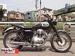 W400/カワサキ 400cc 埼玉県 バイカーズステーションソックス浦和店