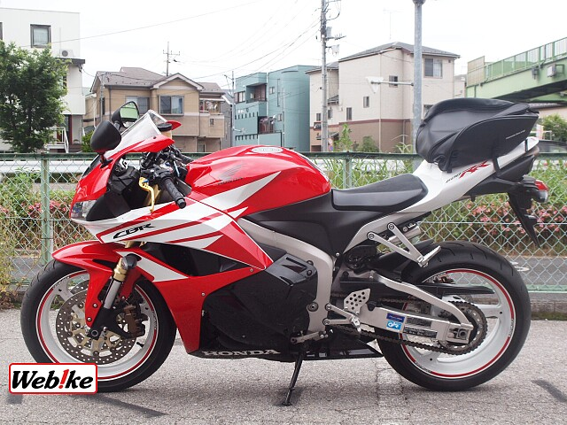 CBR600RR 3枚目
