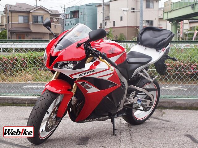 CBR600RR 4枚目
