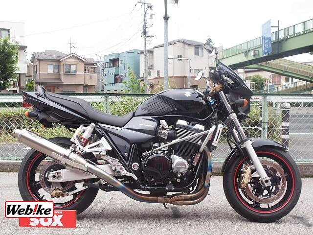 GSX1400 1枚目