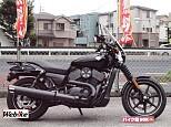 STREET750/ハーレーダビッドソン 750cc 埼玉県 バイク館SOX浦和店