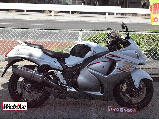 GSX1300R ハヤブサ(隼) シングルシート 1枚目:シングルシート
