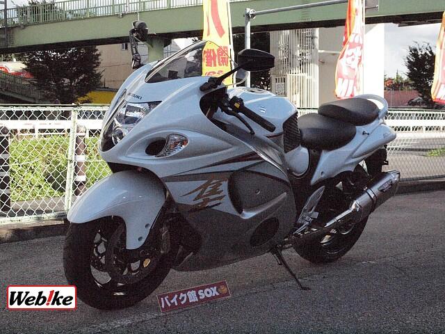 GSX1300R ハヤブサ(隼) シングルシート 4枚目:シングルシート