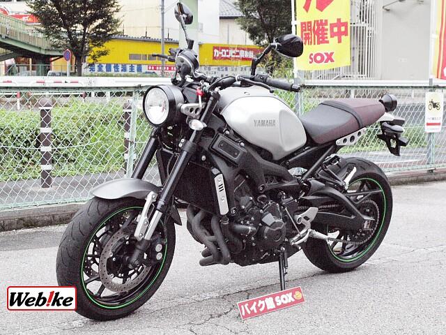 XSR900 4枚目: