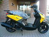 ヤマハ BWS125(ビーウィズ)