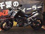 125DUKE/KTM 125cc 千葉県 オレンジ・カウンティ幕張
