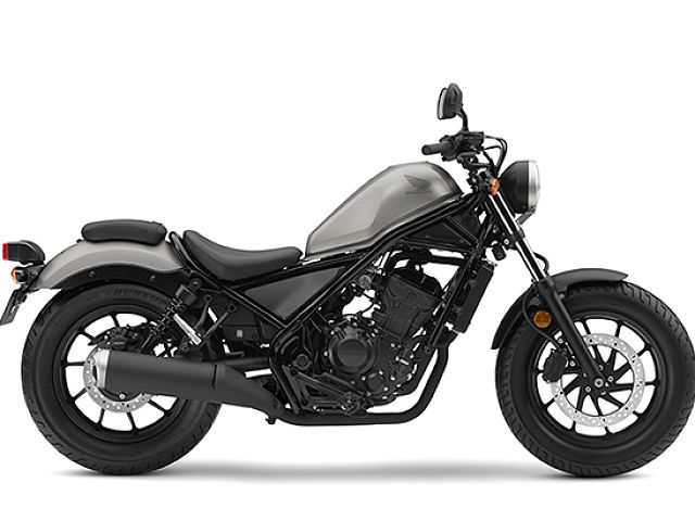 Rebel 250 ABS 2019年モデル