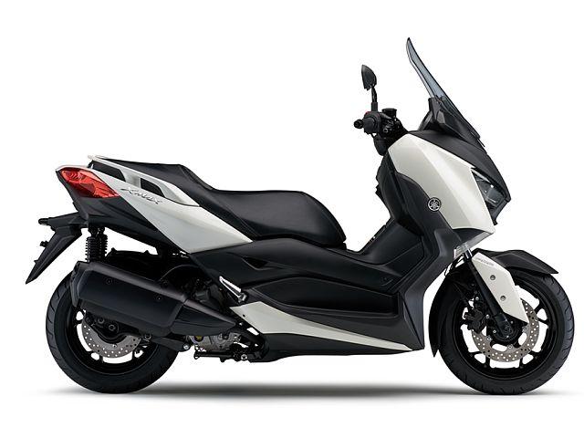 XMAX 250 2018年モデル・ETC